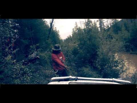 Most Extreme roads in Siberia. Documentary movie (English language)