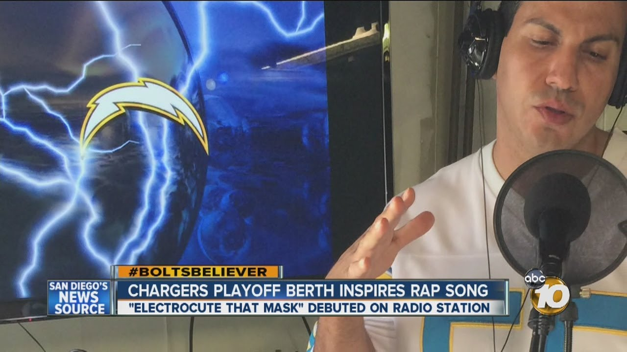 Chargers Playoff Run Inspires Fan To Create Rap Song