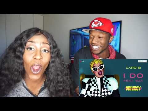 Cardi B - I Do feat. SZA [Official Audio] | HollySdot REACTION