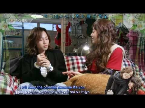 [장근석] (Jang Keun Suk - I will promise you MV) Eng/Pinyin/Hangul Sub