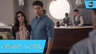 Alicia And Danny Make Their Relationship Public - Grand Hotel