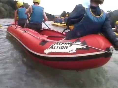 Mini Raft Outsider Maya Sports Tourism in Slovenia Soca Valley