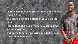 Isaiah Rashad x GoldLink - Untitled - Lyrics