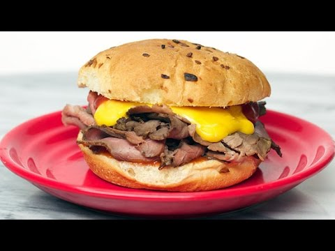 Get the Dish: Arby's Beef 'n Cheddar Classic