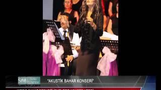 """""""AKUSTİK BAHAR KONSERİ"""" KIBRIS SANAT DERNEĞİ İSKELE'DE KONSER VERDİ"""