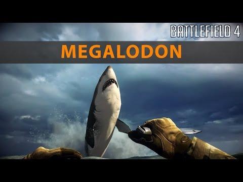 Battlefield 4 Пасхалка MEGALODON