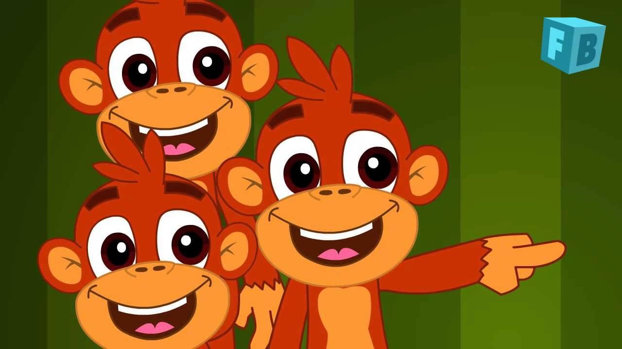 Monkey Jumping On Bed The Five Little Monkeys 2013 Movie