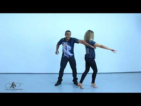 FREE BRAZILIAN ZOUK ONLINE CLASS WITH CARLOS AND FERNANDA INT /ADV