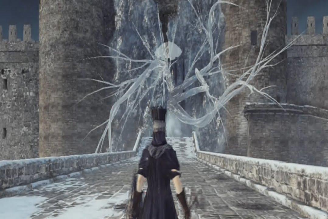 Dark Souls 2 Frozen Eleum