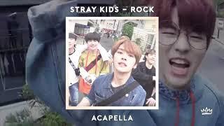 Stray Kids - ROCK   Acapella