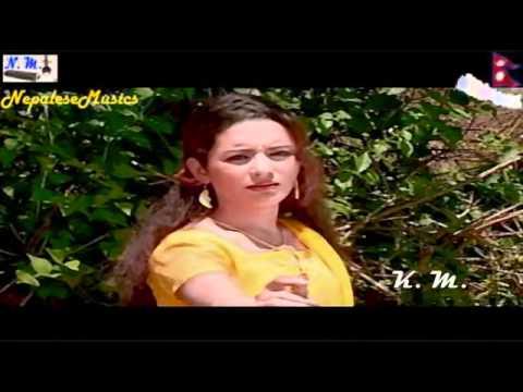 Nepalese Folk Song-Ghar Ta Malekhu...Krishna Bhakta Rai   MandabI...