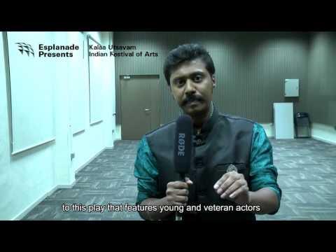 Kalaa Utsavam 2015 – P Krishnan's Adukku Veetu Annasamy