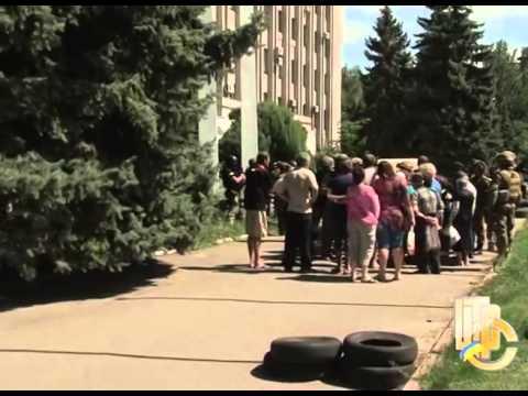 Ukraine - Sloviansk is liberated !
