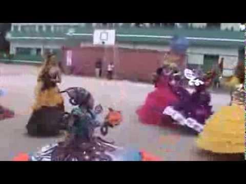 UV SINULOG FEST 2014: FESTIVAL QUEEN RITUAL DANCE SHOWDOWN