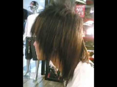 Cool asian hairstyles