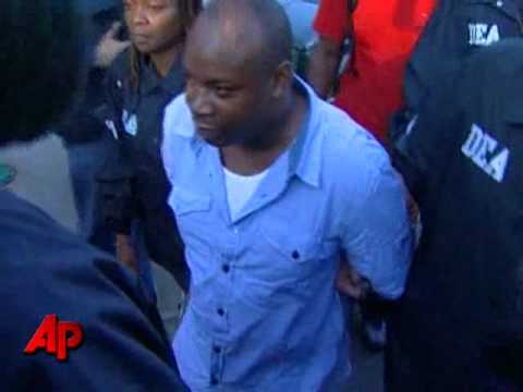 Raw Video: Jamaican Gang Leader Arrives in NY