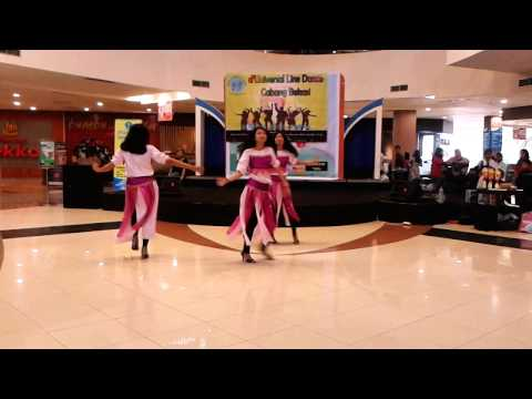 Line Dance - YALLA HABIBI (May 2013)