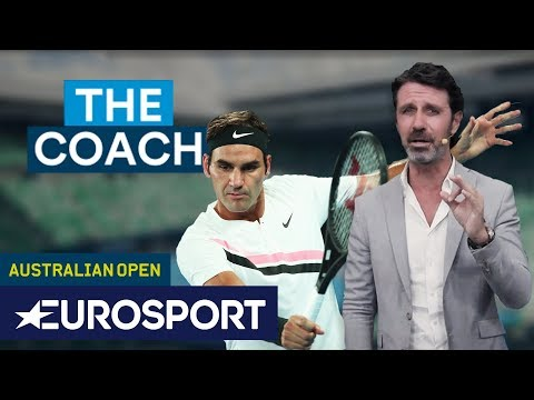 """The """"Key"""" to Roger Federer's Success at the Australian Open 