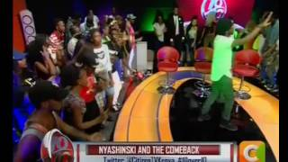 10 Over 10: Nyashinski   Performing Live