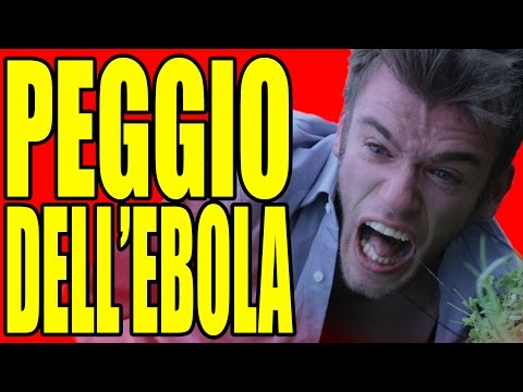 PEGGIO DELL'EBOLA - TRAILER UFFICIALE ITALIANO - iPantellas