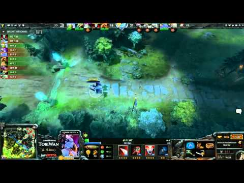 StarLadder Season V - VirtusPro vs 3D!Clan