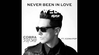 Cobra Starship Feat. Icona Pop - Never Been In Love TW3LV Remix Audio