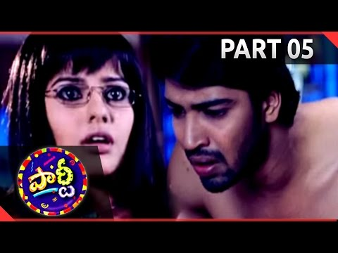 Party Telugu Movie Part 05/11 || Allari Naresh, Shashank, Madhu Sharma
