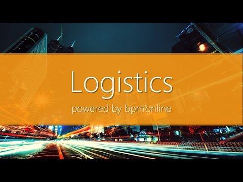 Logistics on bpm'online - CRM система для транспортных компаний