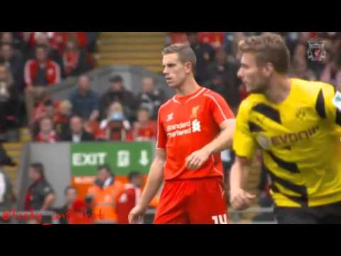 Jordan Henderson Interview LFCTV