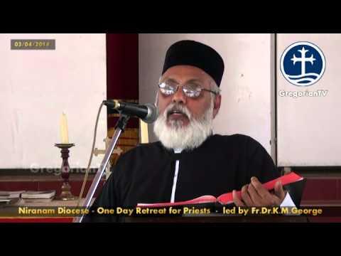 Dhyanam - Fr.Dr.K.M.George