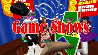Giant snail race 530 18 AUG 25 Game Shows Race