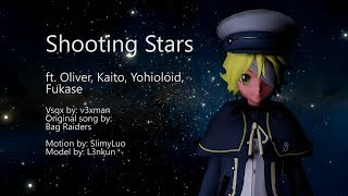 【OLIVER】Shooting Stars 【VOCALOIDカバー曲】