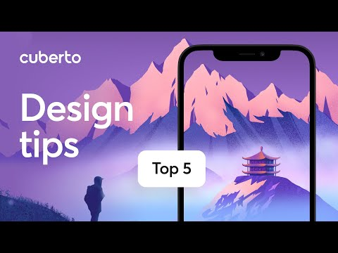 Top 5 UI/UX Design [Trends] Tips by Cuberto // Vol. 6