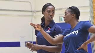 Women's Basketball 2018 Training Camp