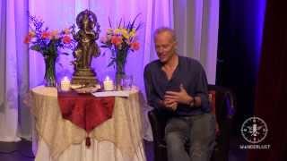 """Sex, Drugs, Gurus and Everything Else Yoga"" - Rod Stryker at Wanderlust's Speakeasy"