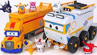 Super Wings space exploration transform Moon Rover and Poppa wheels, Astro! Go! #DuDuPopTOY
