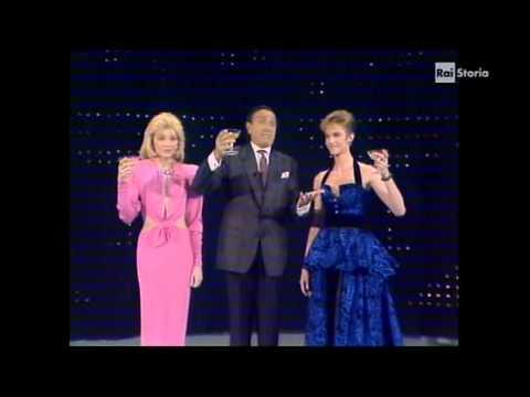 """Cuccarini – Baudo – Martines """"Stasera ci vuole champagne"""" da Fantastico 7"""