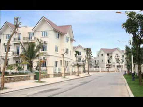 Villa in Vincom Village, Long Bien Hanoi for rent