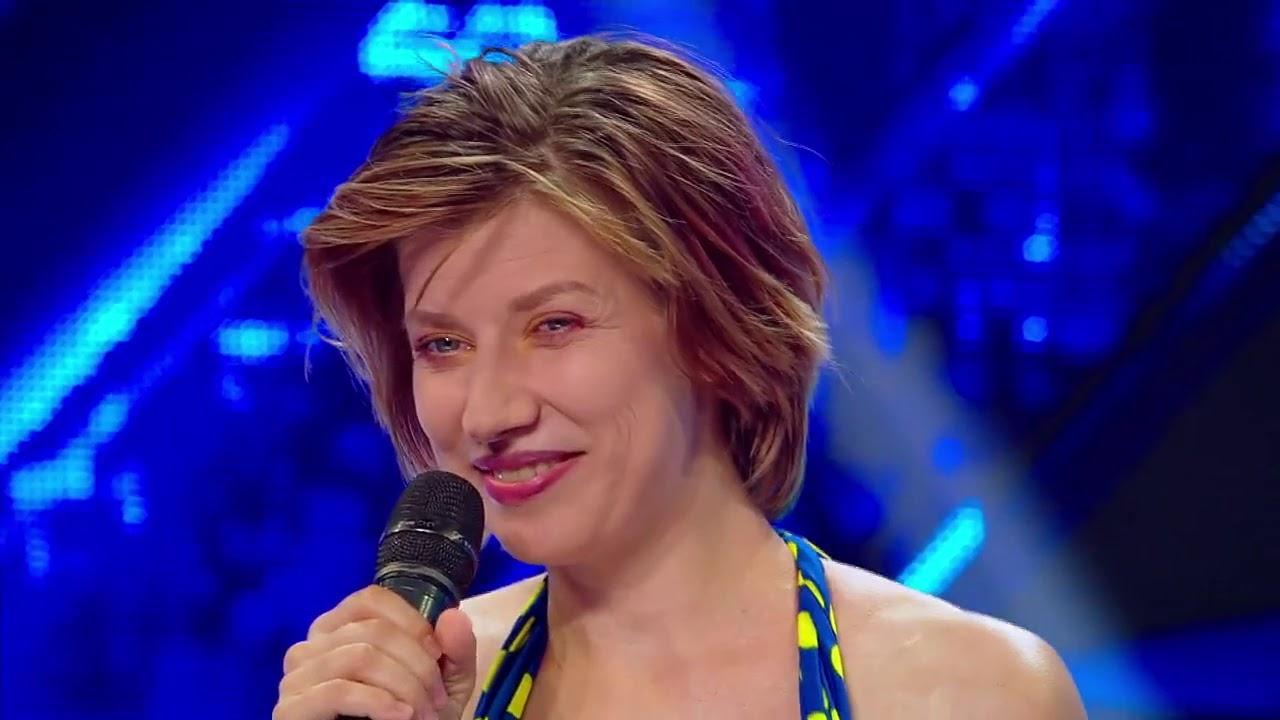Marilena Botiș a riscat totul si, la 41 de ani, a venit cu o interpretare în stil hip-hop