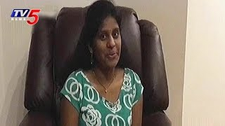 No Racism In USA , NRI Woman Kavitha Speaks About Racism | USA | TV5 News