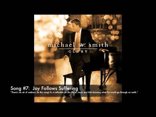 Michael W. Smith:  'GLORY' (samples & inspiration)