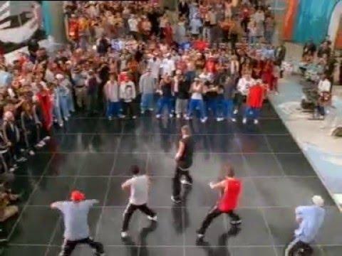 hip hop mükemmel dans show