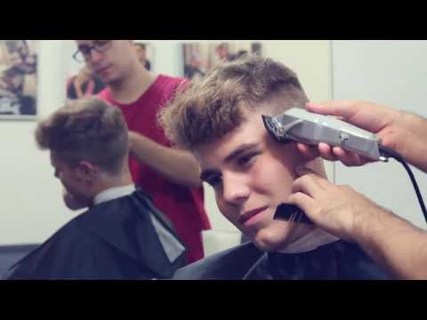 Justin Bieber Hairstyle   How to style with By Vilain Gold Digger   Men's Hair Tutorial