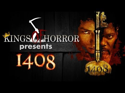 John Cusack is stuck in a haunted hotel room in 1408, but is that enough to carry an entire feature film? Bibbs and Ryan ponder on Kings of Horror. CraveOnli...
