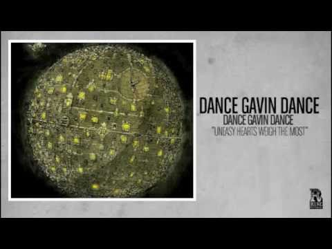 Dance Gavin Dance - Uneasy Hearts Weigh The Most video
