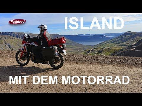 Island Motorradtour mit Feelgood Reisen