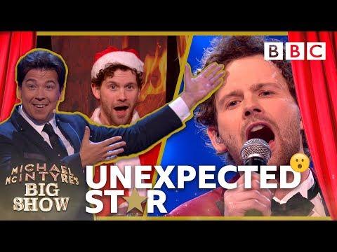 Unexpected Star: John - Michael MacIntyre's Big Show: Episode 6 - BBC One