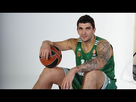 Playoffs Magic Moments: Esteban Batista, Panathinaikos Athens video