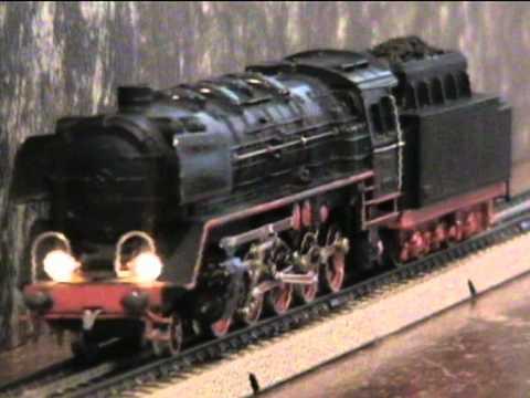 Märklin Loks 50er Jahre (Marklin) Spur H0 (gauge spoor) TT, TM, F, G, RM SK 800, Br. 01, 06, 44