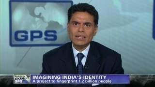 Fingerprinting India - Fareed Zakaria with Nandan Nilekani